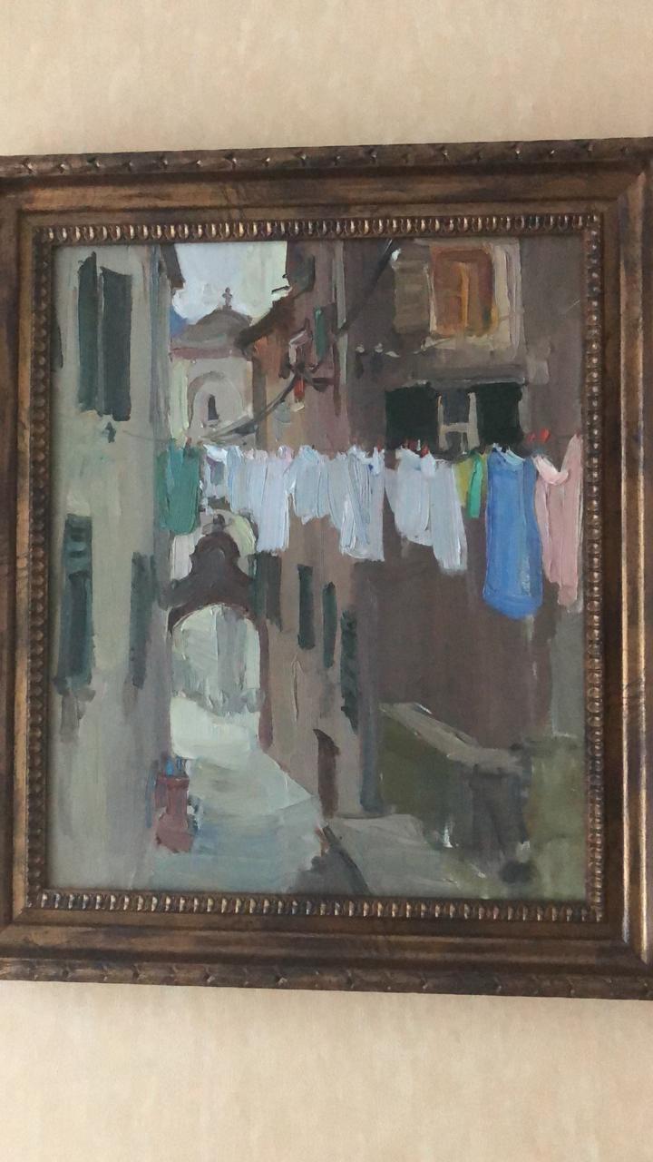 Картина «Белье»